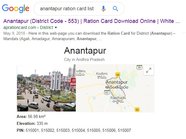 Anantapur-Ration-Card-List-Search-Download