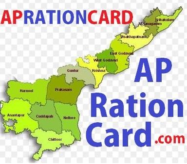 AP New Ration Card list Village Wise - 2019 - APRationCard